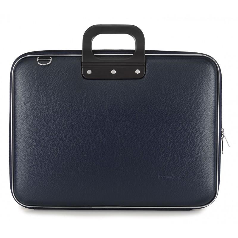 """torba na laptopa Bombata Maxi 17"""" granatowa"""