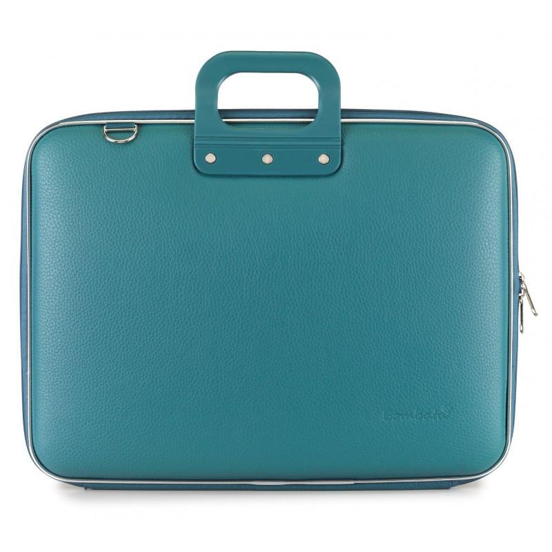 "torba do laptopa Bombata Maxi 17"" turkusowa"