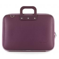 """torba do laptopa Bombata Classic 15,6"""" śliwkowa"""