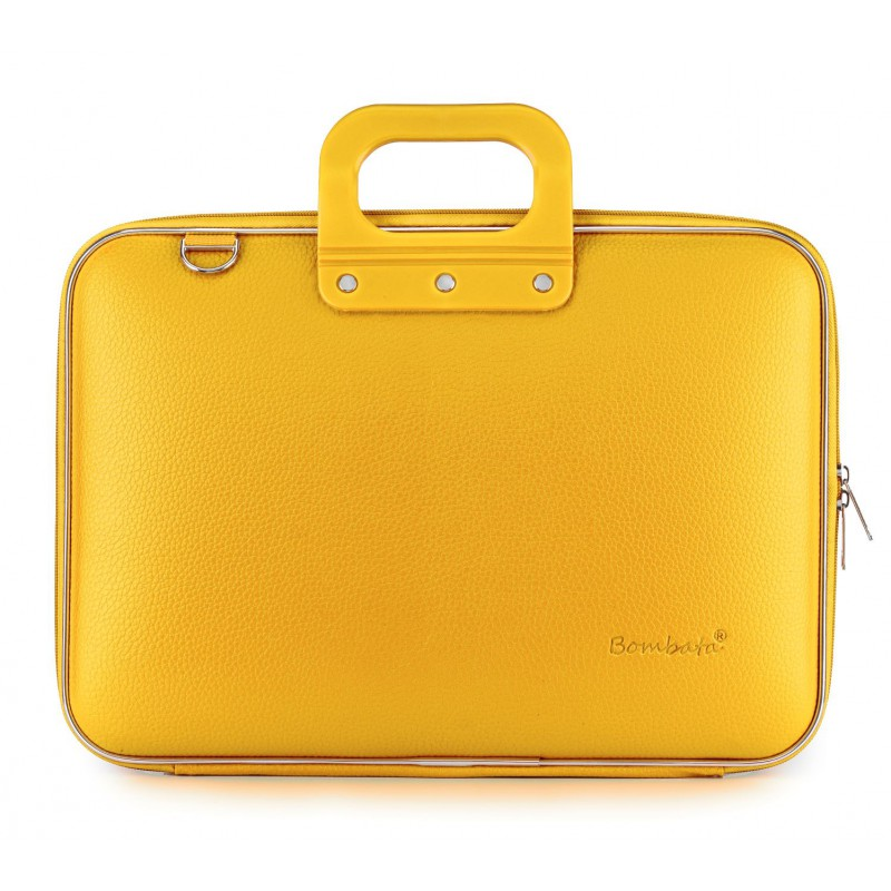 "Bombata Classic 15,6"" żółta"