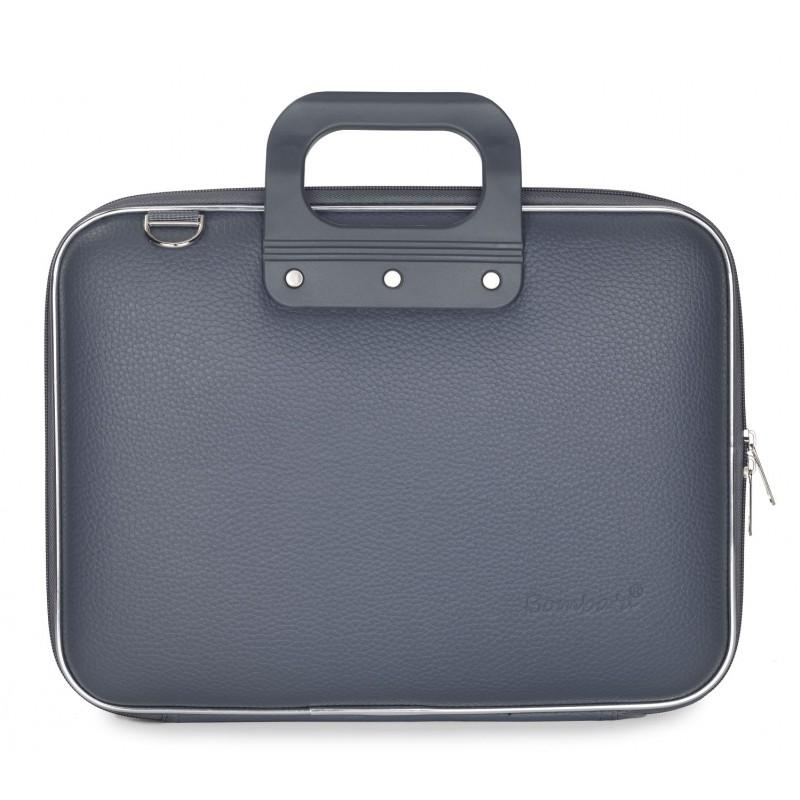 "torba na laptopa Bombata Medio 13"" szara"