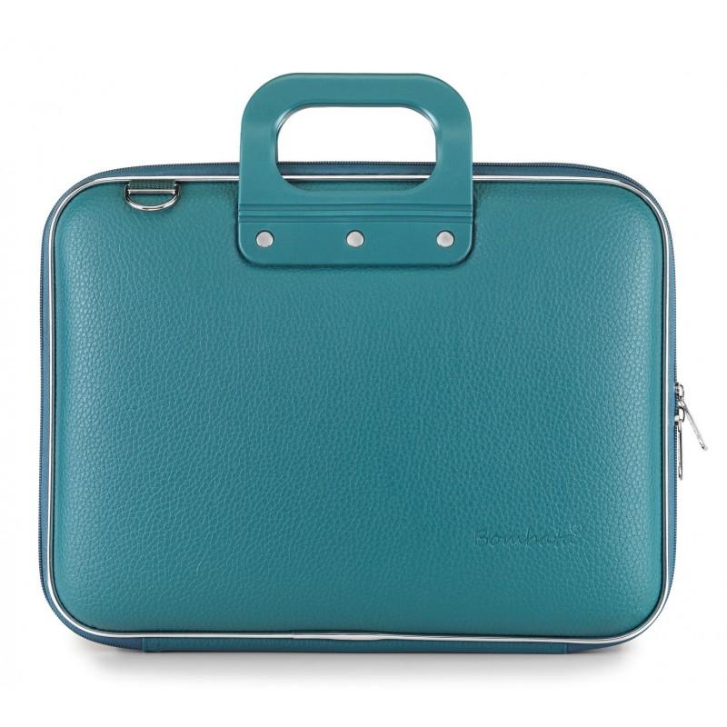 "torba do laptopa Bombata Medio 13"" turkusowa"