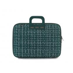 """Bombata Tweed 15,6"""" zielona"""