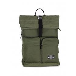 Plecak na laptopa Bombata Gabardina zielony