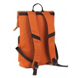 plecak pomarańczowy