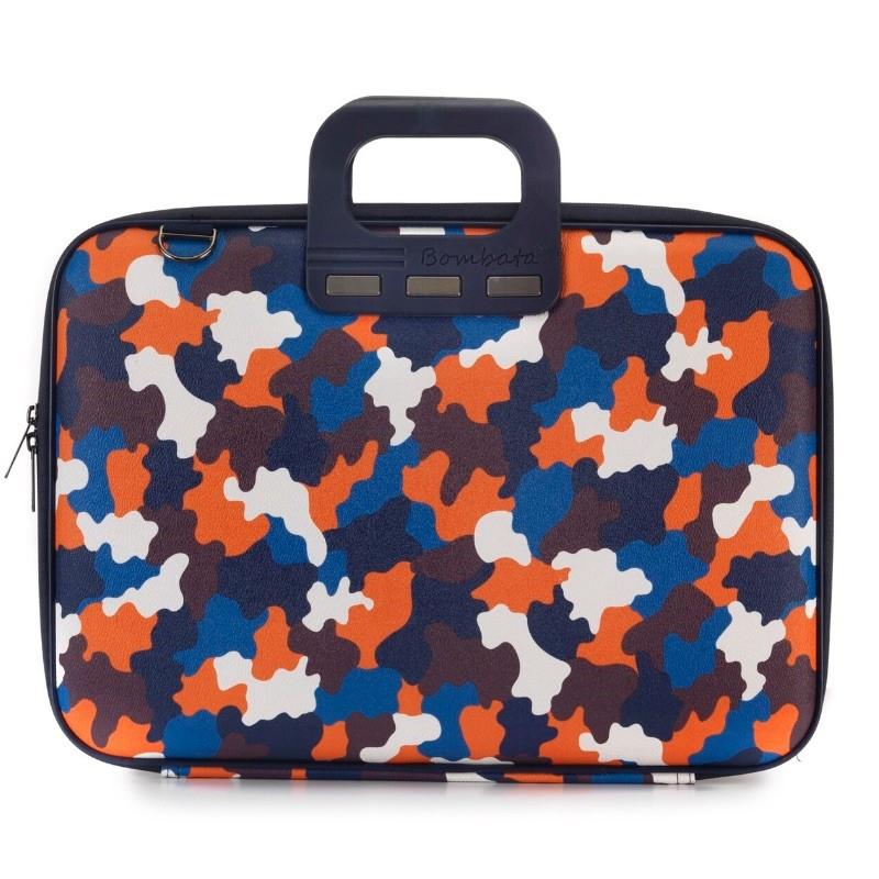 """torba do laptopa Bombata Camo 15,6"""" kolorowa"""